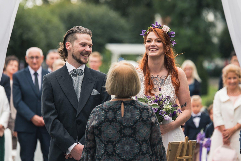Ślub cywilny w Grand Hotelu w Sopocie