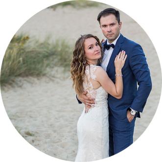Zdjęcie ślubne Natalia i Radek
