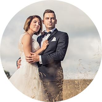Zdjęcie ślubne Karolina i Mateusz