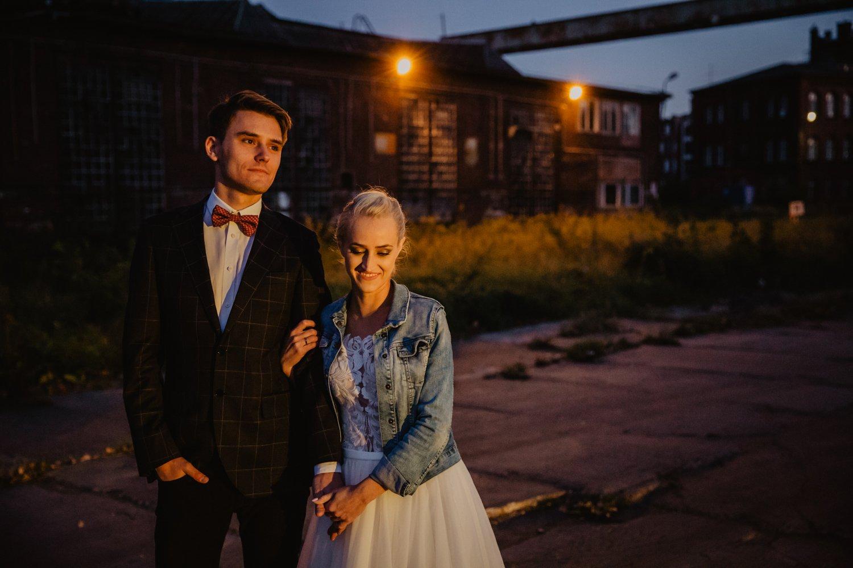 Alternatywna sesja ślubna