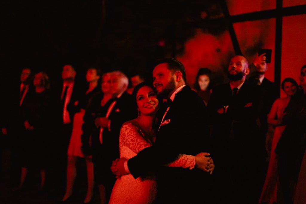 fajerwerki na weselu w tarnowie podgórnym