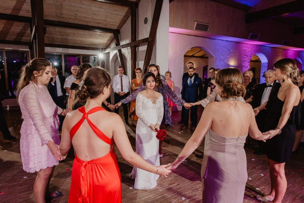 oczepiny na weselu w wielkopolsce