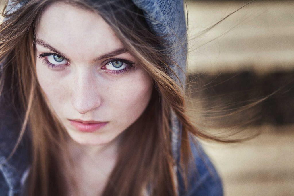 portret dziewczyny