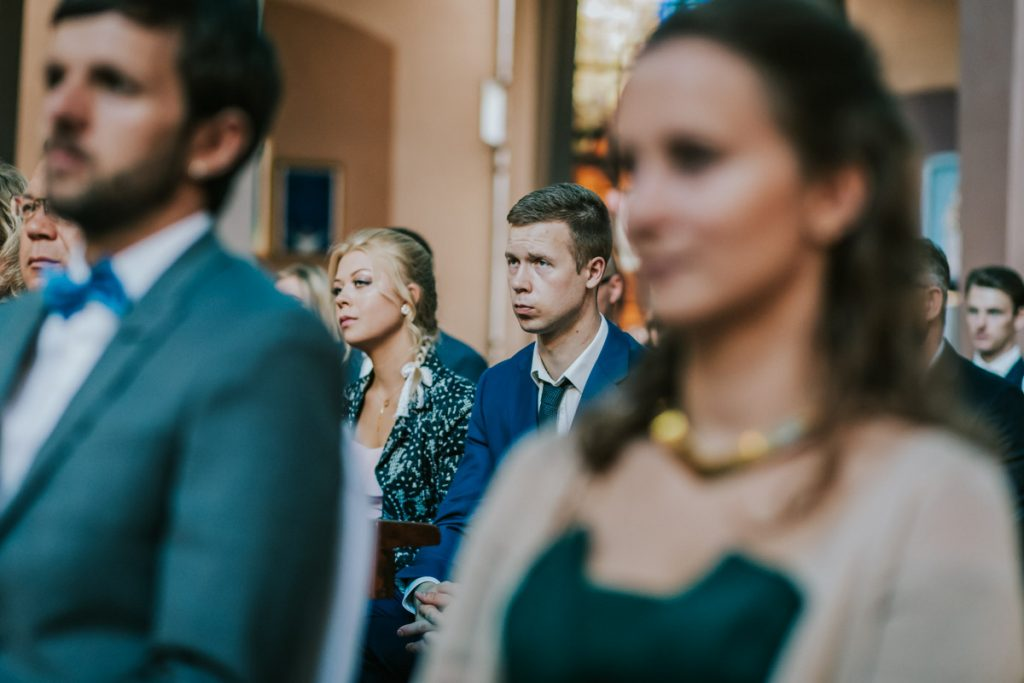 fotograf na ślubie w Gdańsku