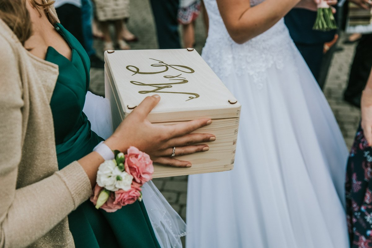 goście na ślubie w Gdańsku