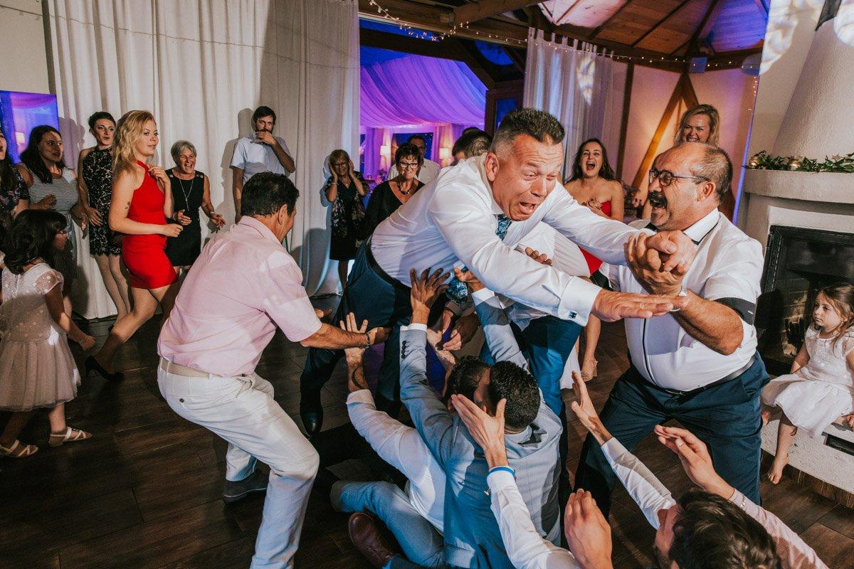 zabawa na weselu polsko francuskim
