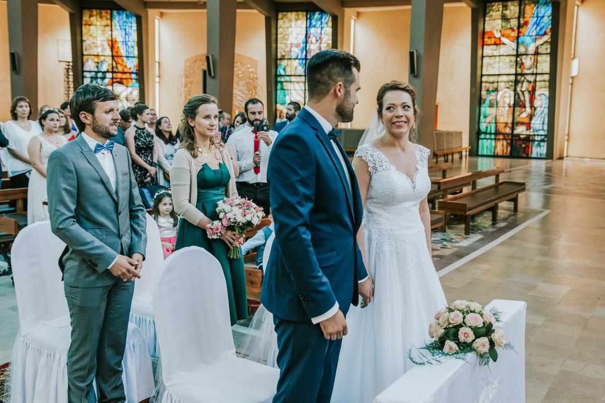 ślub w parafii NMP w Gdańsku