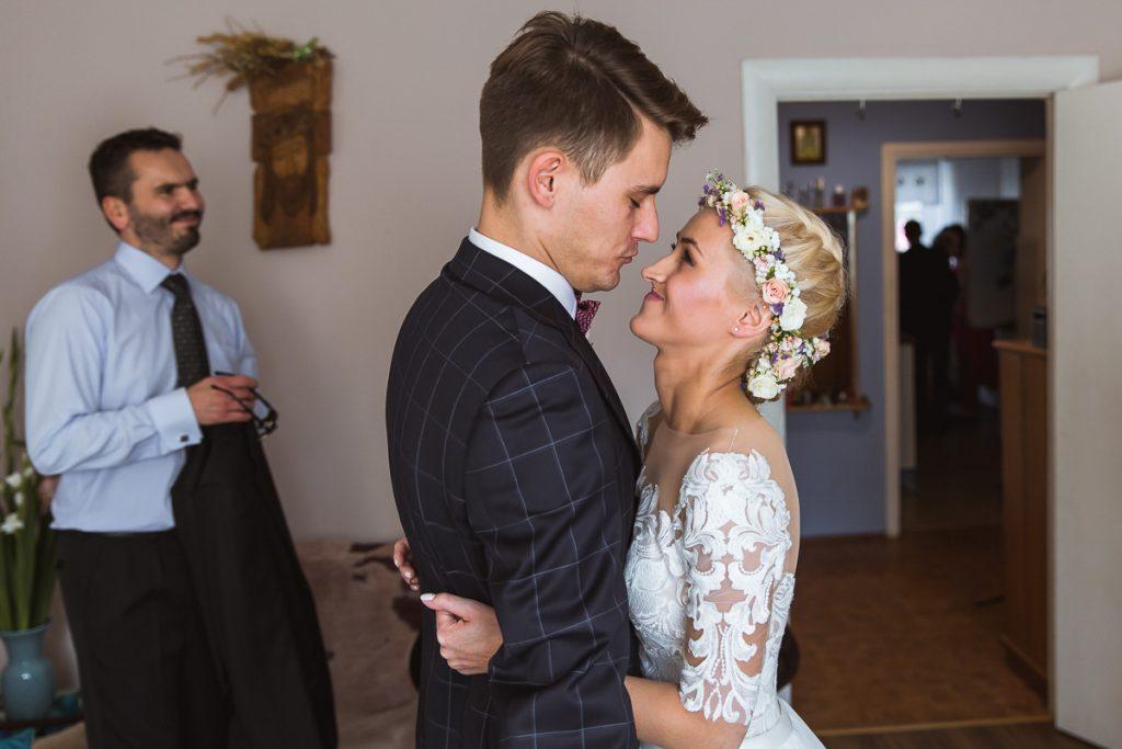 para młoda przed ślubem gdynia