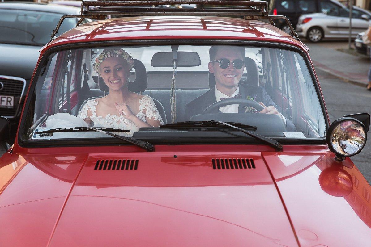 Fotoreportaż ślubny w Gdyni
