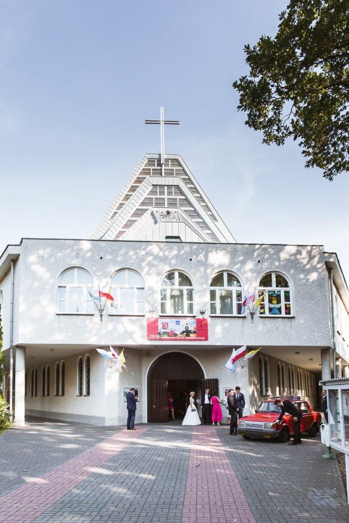 Parafia rzymskokatolicka św. Stanisława Kostki