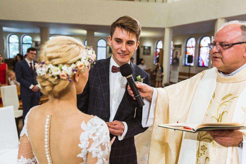 ślub u jezuitów w gdyni