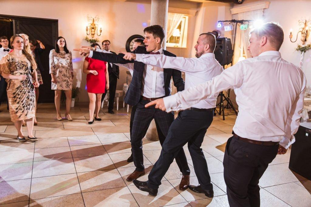 zabawa weselna w folwarku dajak