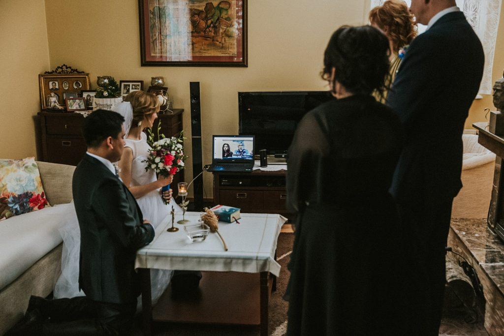 błogosławieństwo na ślubie międzynarodowym