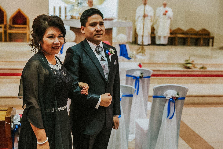 ślub międzynarodowy ceremonia
