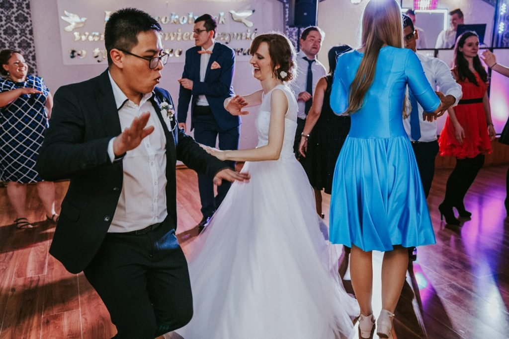 zabawa weselna na sali diamentowej