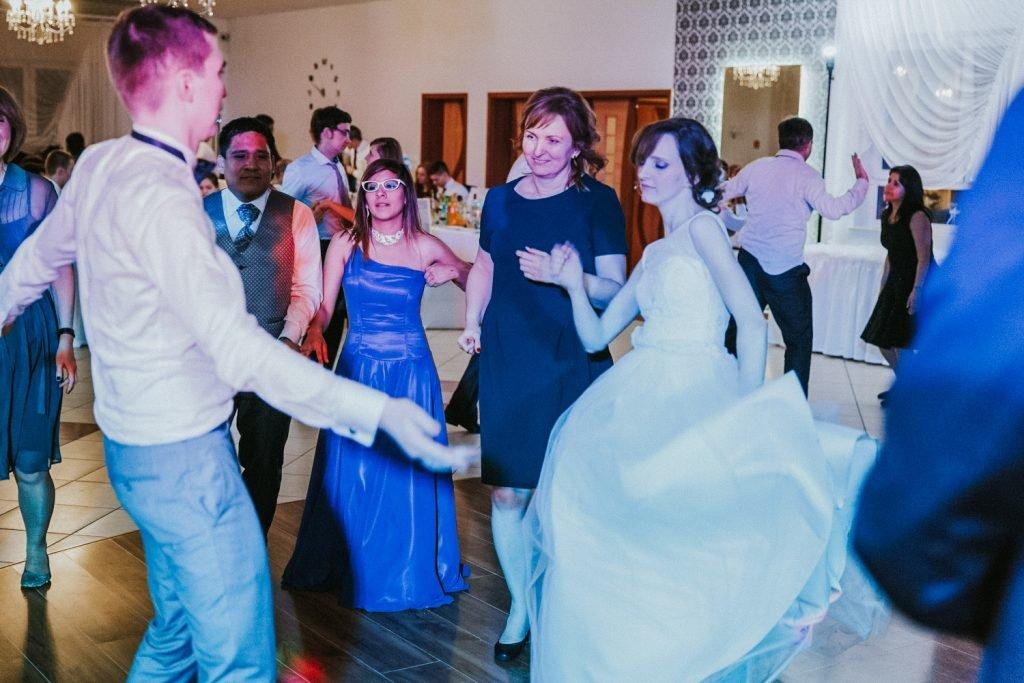 wesele międzynarodowe - zabawy