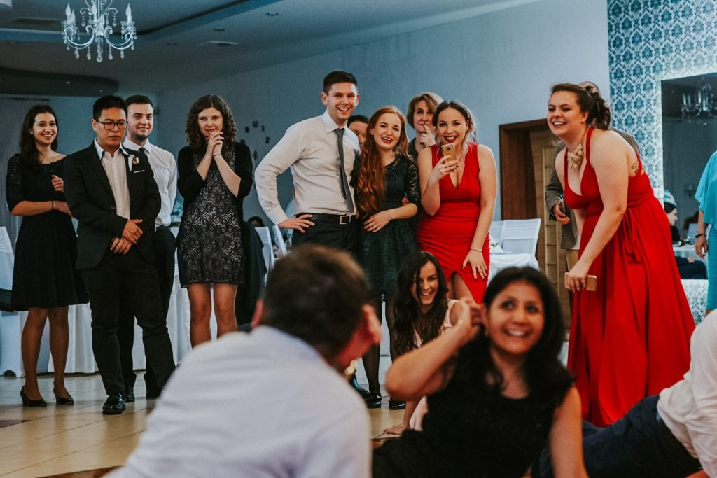 wesele międzynarodowe - oczepiny
