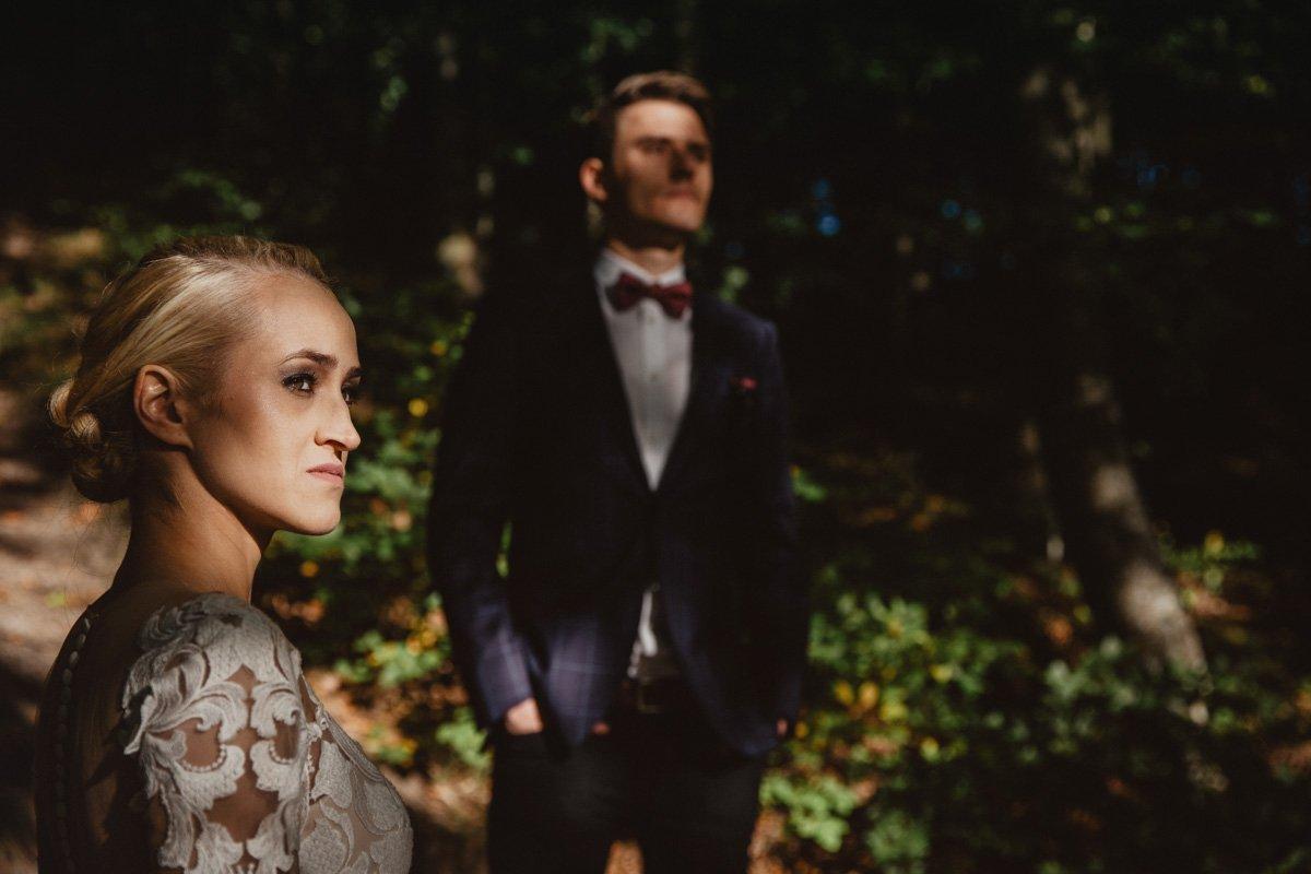 klimatyczna sesja ślubna gdańsk