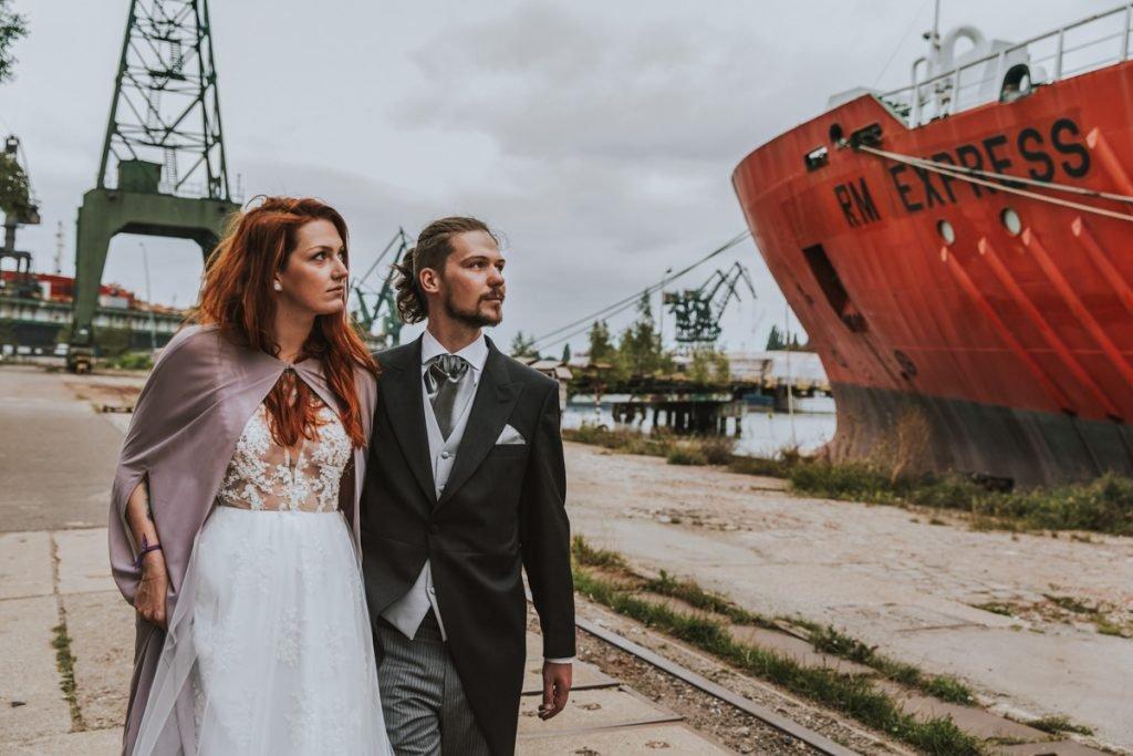 fotograf na ślub z Gdańska