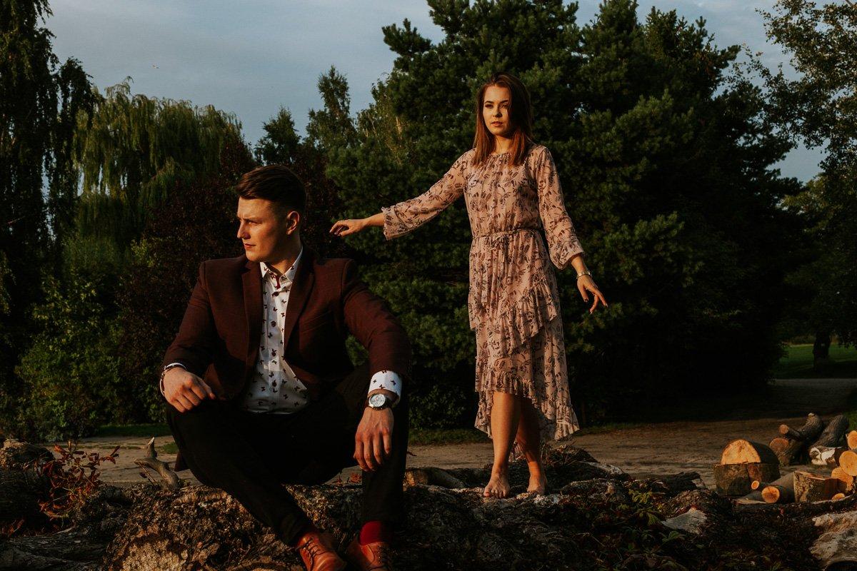 sesja zaręczynowa w Gdyni
