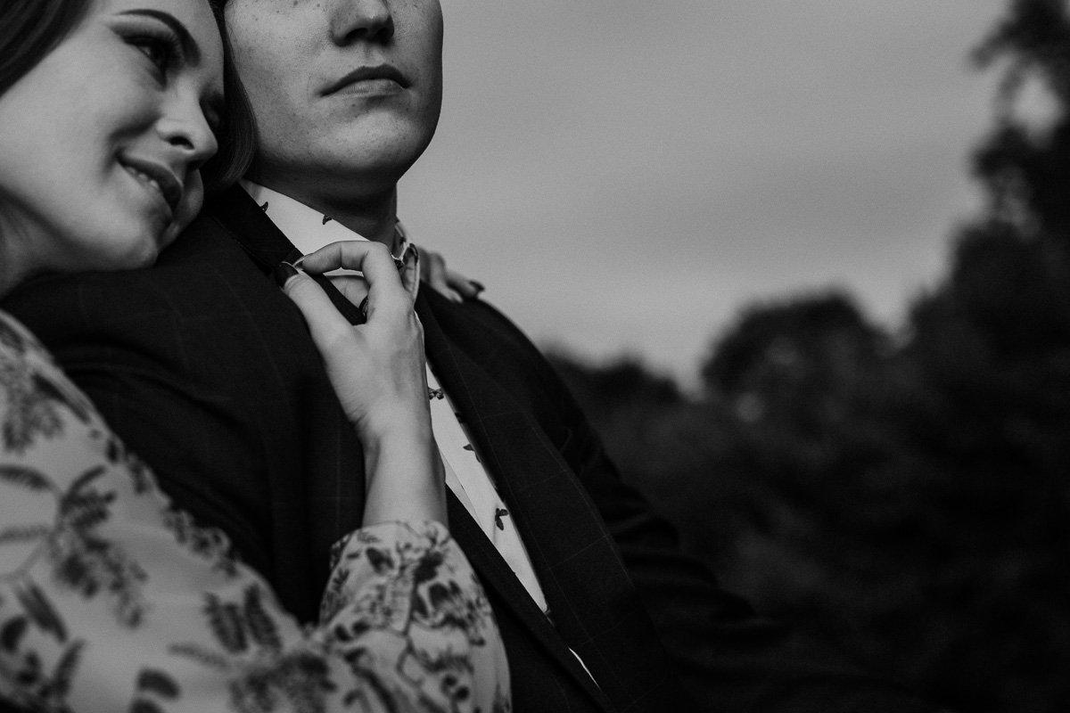 sesja zaręczynowa w Kolibkach