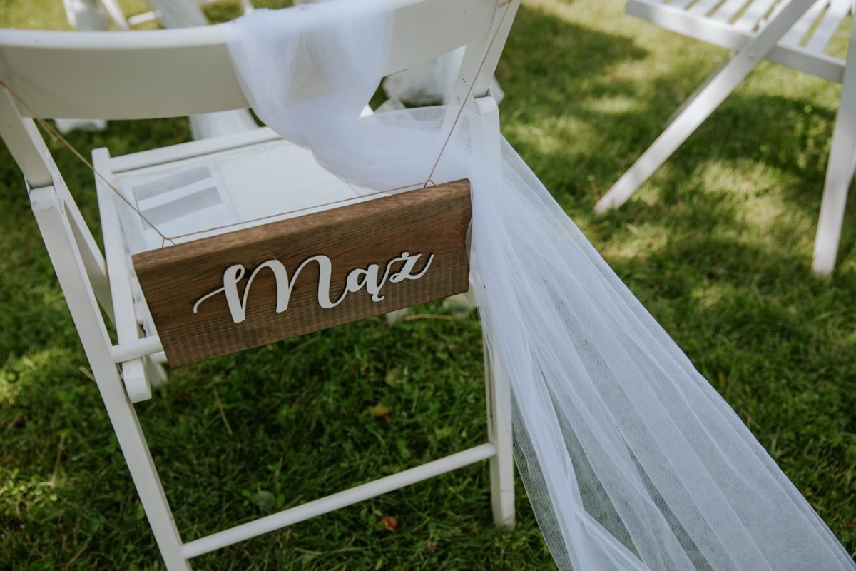ślub na Mazurach