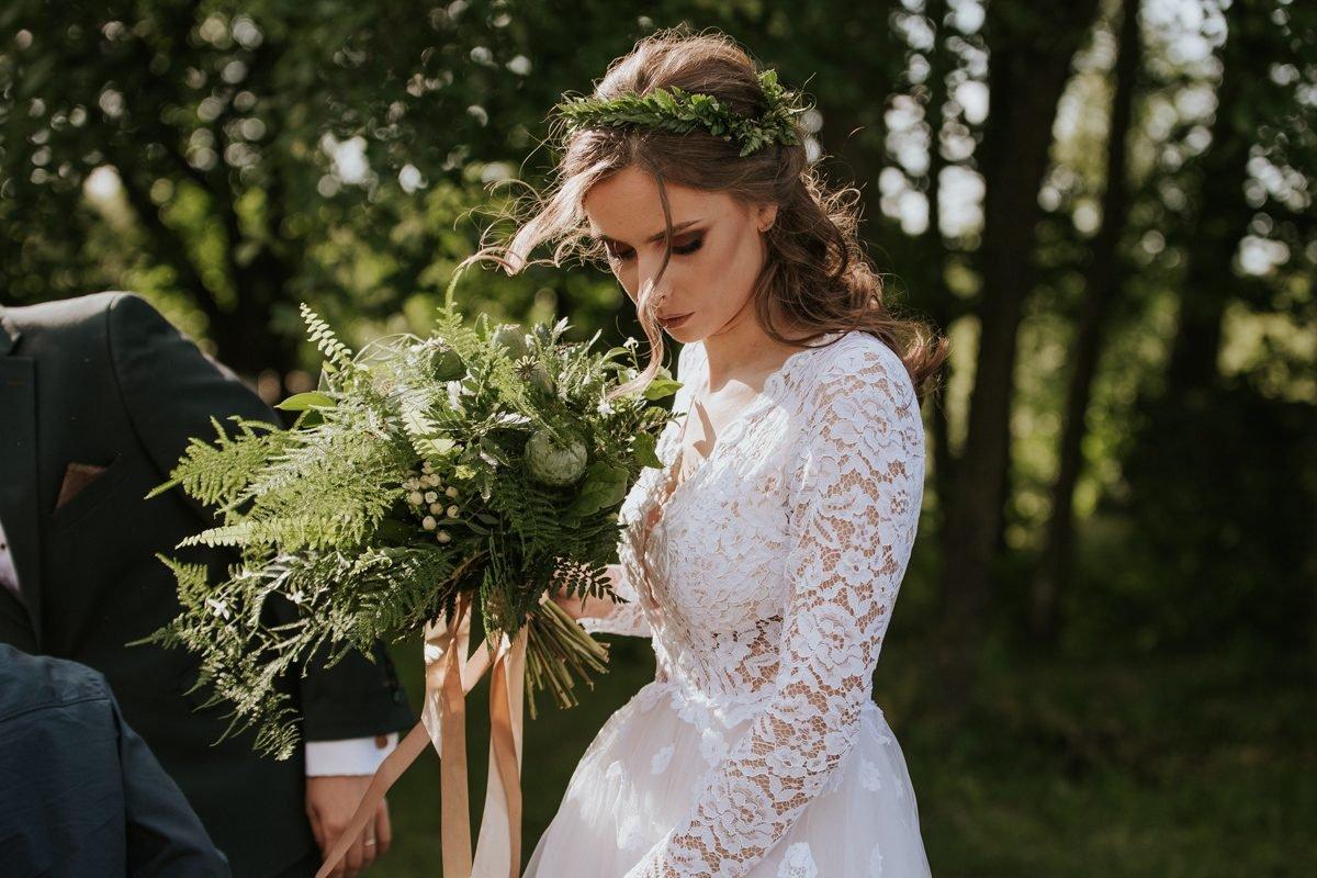 Ślub plenerowy na Mazurach