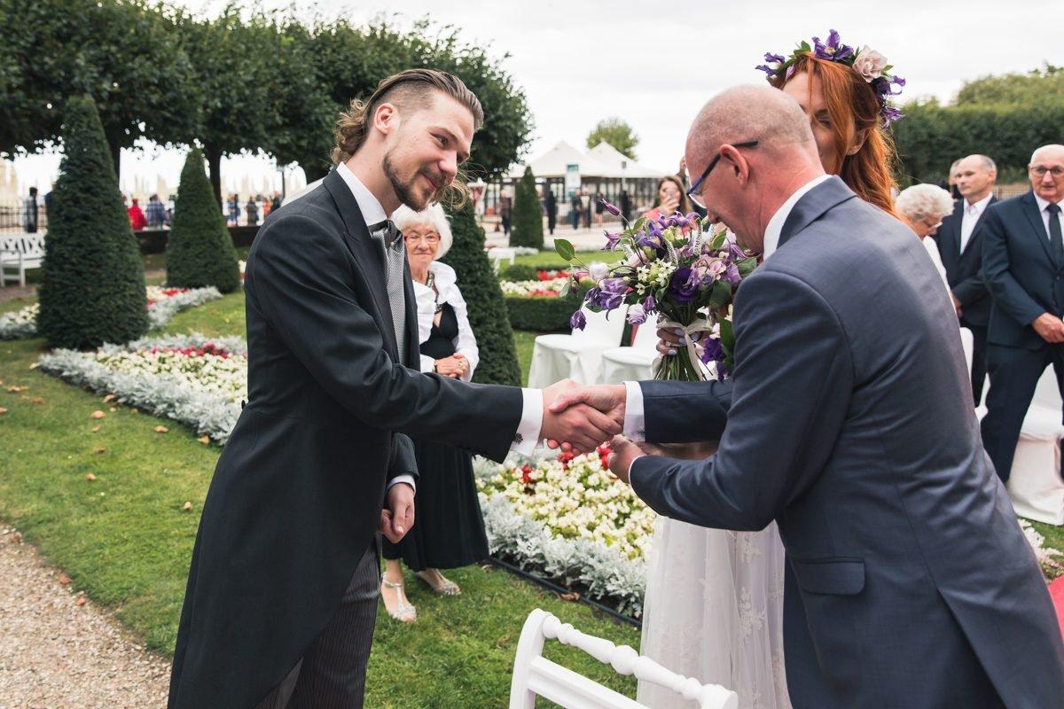 ślub w plenerze Sopot